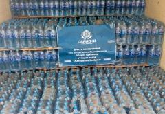 Mineral water Pearl Elbrus