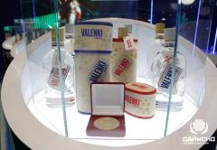 VALENKI Vodka won a gold medal at tasting competition Prodekspo 2014