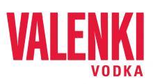 VALENKI Vodka brand logo
