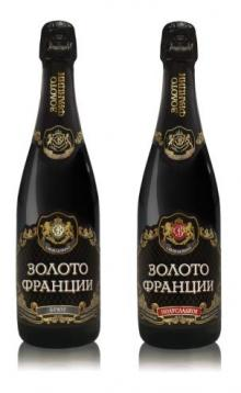 """New """"France Gold"""" - an excellent champagne from Diamond Holding"""