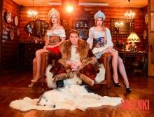 Булдаков Алексей в съемках короткометражного фильма - VALENKI