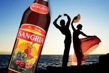 Sangria ADA GARRDAN from «Diamond» Holding - summer siesta in a whirlpool of passion!