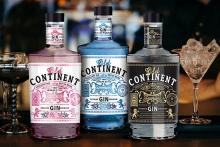 Джин «Old Continent»  - новые грани вкуса в старых лондонских традициях.