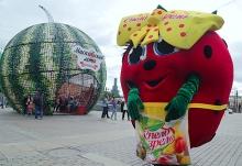 SPELO-ZRELO brand makes happy Jam Festival 2015 in Moscow
