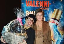 VALENKI «smashed the brain» at the Ermitazh garden