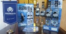 Водка KASATKA появилась в продаже в Казахстане