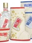 По-настоящему РУССКАЯ упаковка водки «VALENKI»