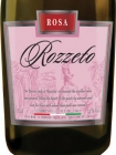 Игристый напиток «ROZZETO» Roza