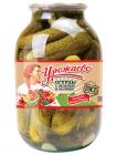 Огурцы с зеленью в заливке Урожаево 3000мл