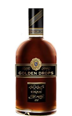 Коньяк «GOLDEN DROPS» – это сочетание достойного качества и доступной цены.