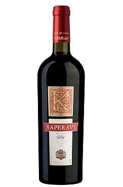 «SAPERAVI» wine of «Kuban Crown»