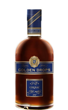 Cognac GOLDEN DROPS 3 stars