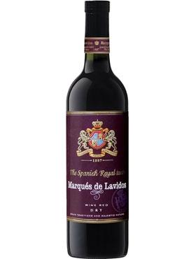 Marqués de Lavidos Вино столовое красное сухое