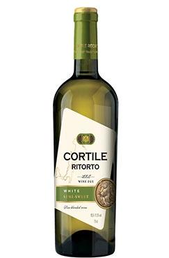 Semi-Sweet White Cortile Ritorto